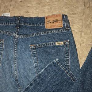 Levi Strauss Stretch Boot Cut Jeans